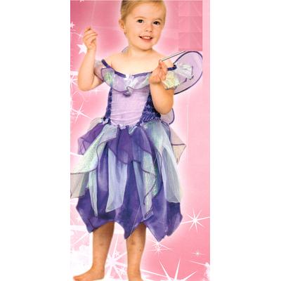 Déguisement fée violette enfant