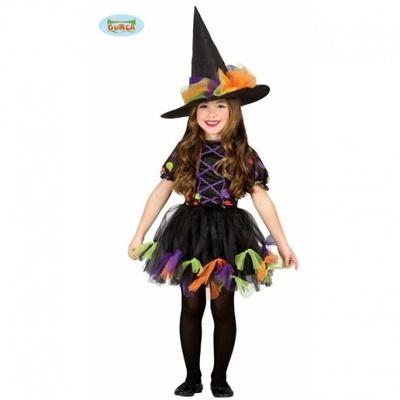 Déguisement de sorcière enfant