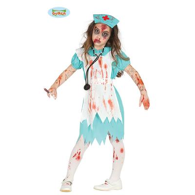 Déguisement infirmière zombie enfant