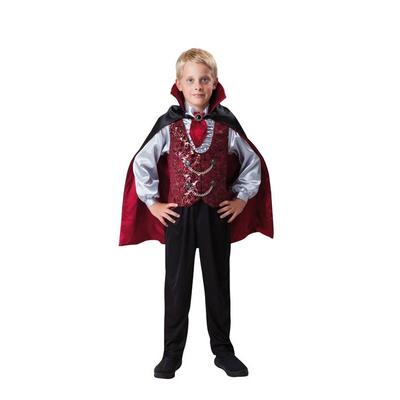 Déguisement vampire gothique enfant