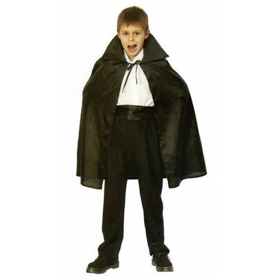Cape Noire Enfant de Vampire