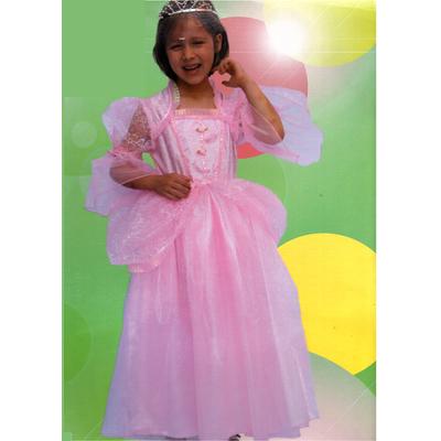 déguisement de princesse rose enfant