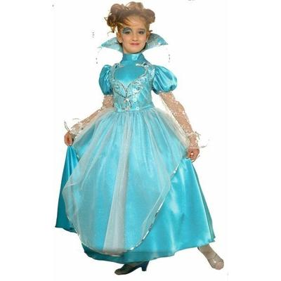 Déguisement de Princesse Bleue Enfant