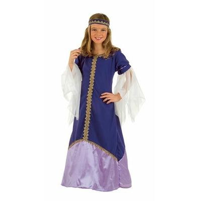 Déguisement Princesse des Elfes Enfant Bleue