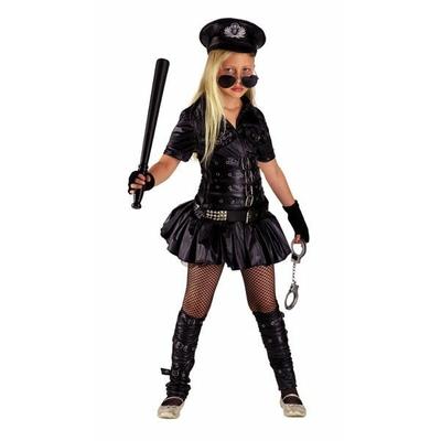 Déguisement de policière enfant