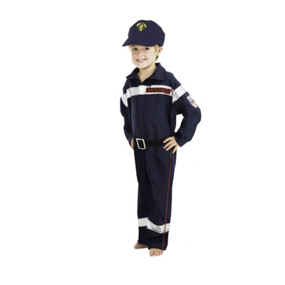 Déguisement de pompier enfant