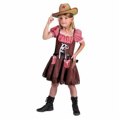 Déguisement Cow Girl Enfant