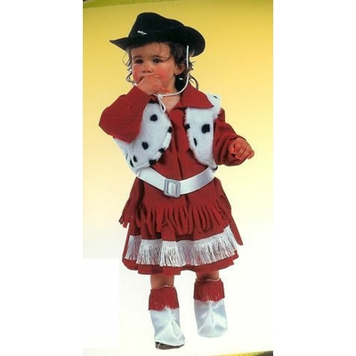 Déguisement Cowgirl Enfant