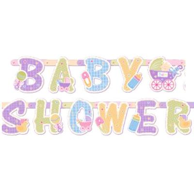 Guirlande articulée Baby Shower