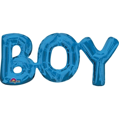 Ballon Mylar BOY