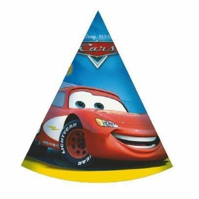 6 Chapeaux En Cartons Cars