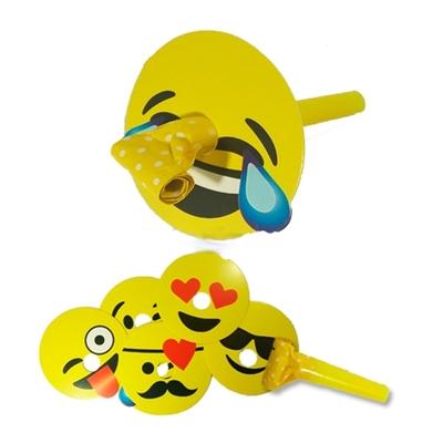 sifflets Emoji, emoticône