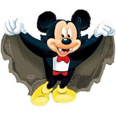 Ballon Mickey Vampire