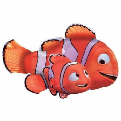 Ballon Aluminium Nemo
