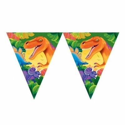 Guirlande Dinosaures Pvc