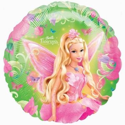 Ballon Barbie Fairytopia