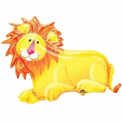 Ballon Aluminium Lion