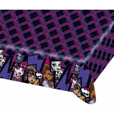 Nappe plastifiée Monster High