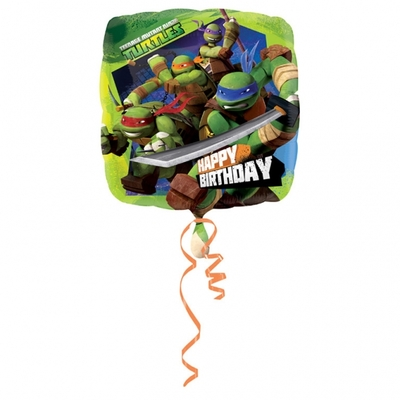 Ballon mylar Tortues Ninja