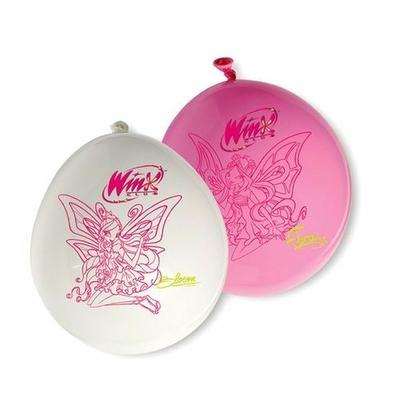 12 Ballons Winx En Latex