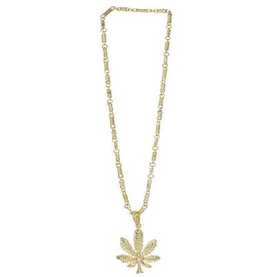 Collier cannabis