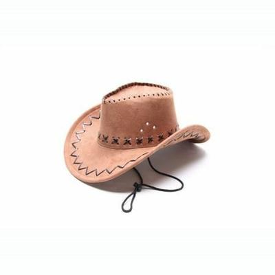 Chapeau Western Imitation Peau