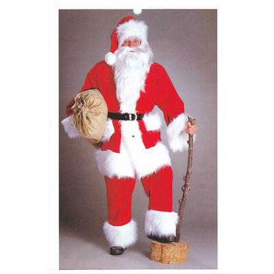 Costume de Père Noel Luxe