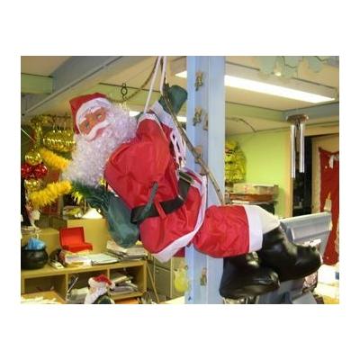 Père Noël Grimpeur