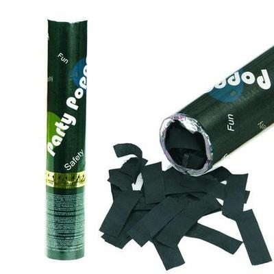 Canon à Confettis Noirs
