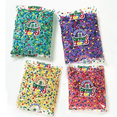 4 sachets de confettis