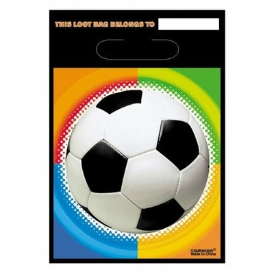 Sachets Cadeaux Football