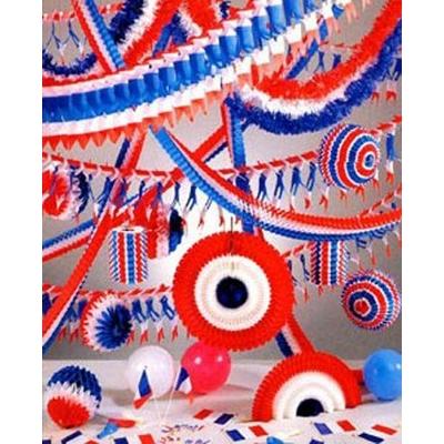 Kit tricolore France ou USA