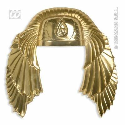 Coiffe Egyptienne Dorée