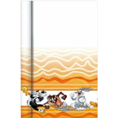 1 Nappe Papier - Pliée'(120Cmx180Cm) - Looney Tunes© :