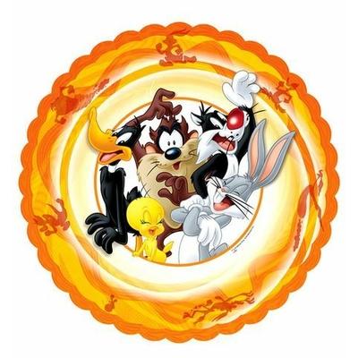 3 Plats à Gâteaux (34 Cm) - Looney Tunes©