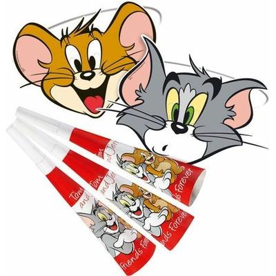Set Cadeaux- Looney Tunes© Tom Et Jerry