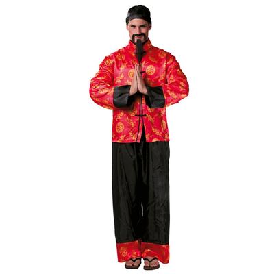 Déguisement de chinois ou mandarin