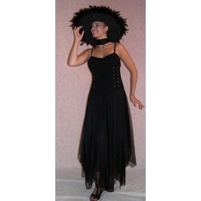 costume luxe de veuve joyeuse