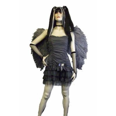 Déguisement Ange Déchu  avec ailes