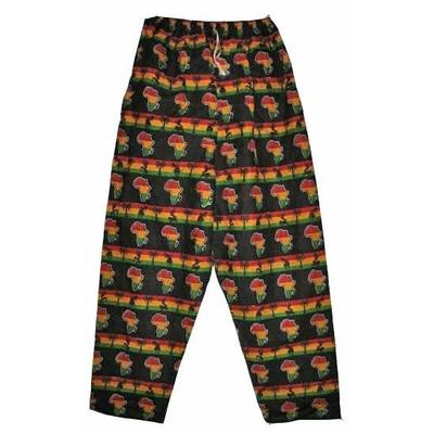 Pantalon Rasta Ou Marley