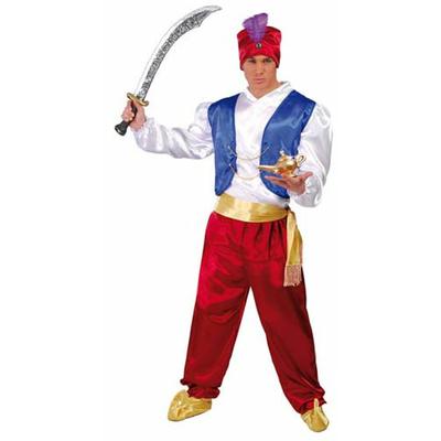 Déguisement d'Aladin adulte