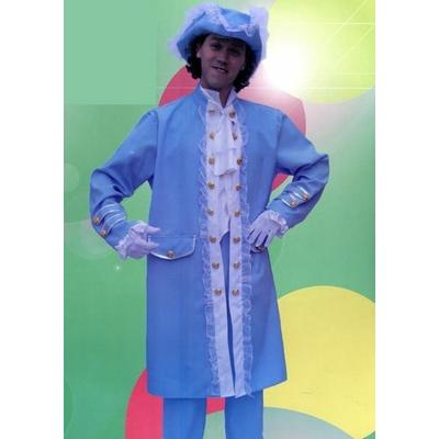 Déguisement Marquis Bleu
