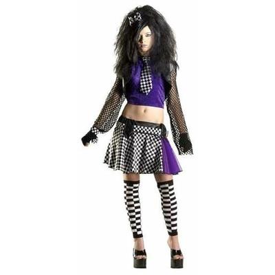 Déguisement Punk Gothique Femme