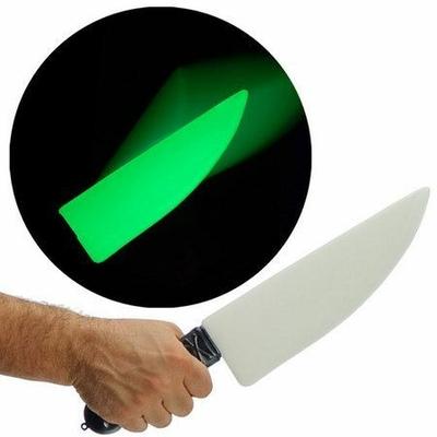 Couteau de Boucher Phosphorescent