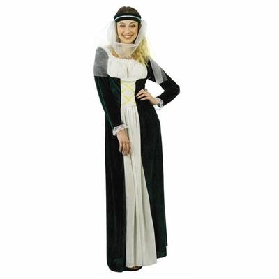 Déguisement robe médiévale ou Fiona