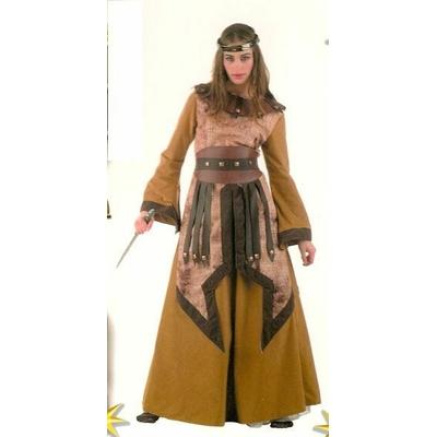 Déguisement Héroïne Moyen Âge