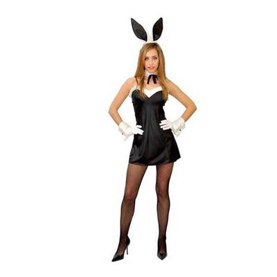 Déguisement bunny noire