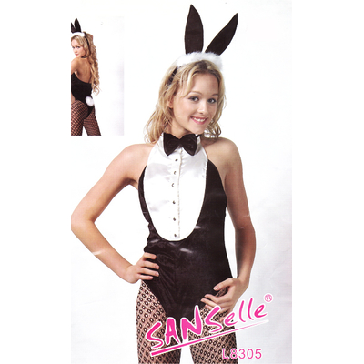 Déguisement sexy lapin femme