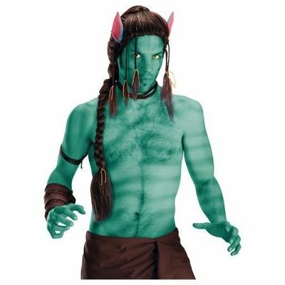 Perruque Avatar Jack