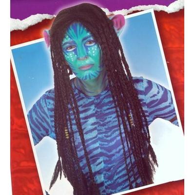 Perruque Avatar Neytiri